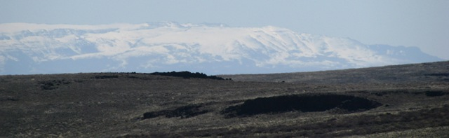photo: distant Steens Mountain